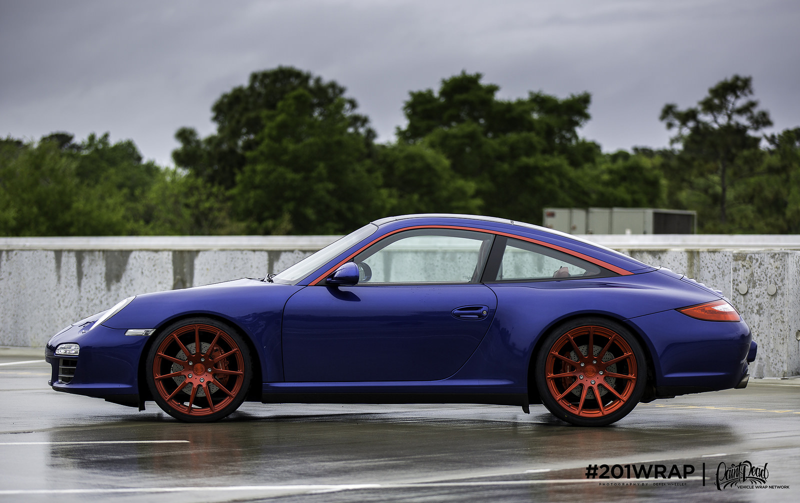 Porsche 997 Targa 4s On Velos S2 Forged Wheels In Lollipop Red Velos Designwerks Performance