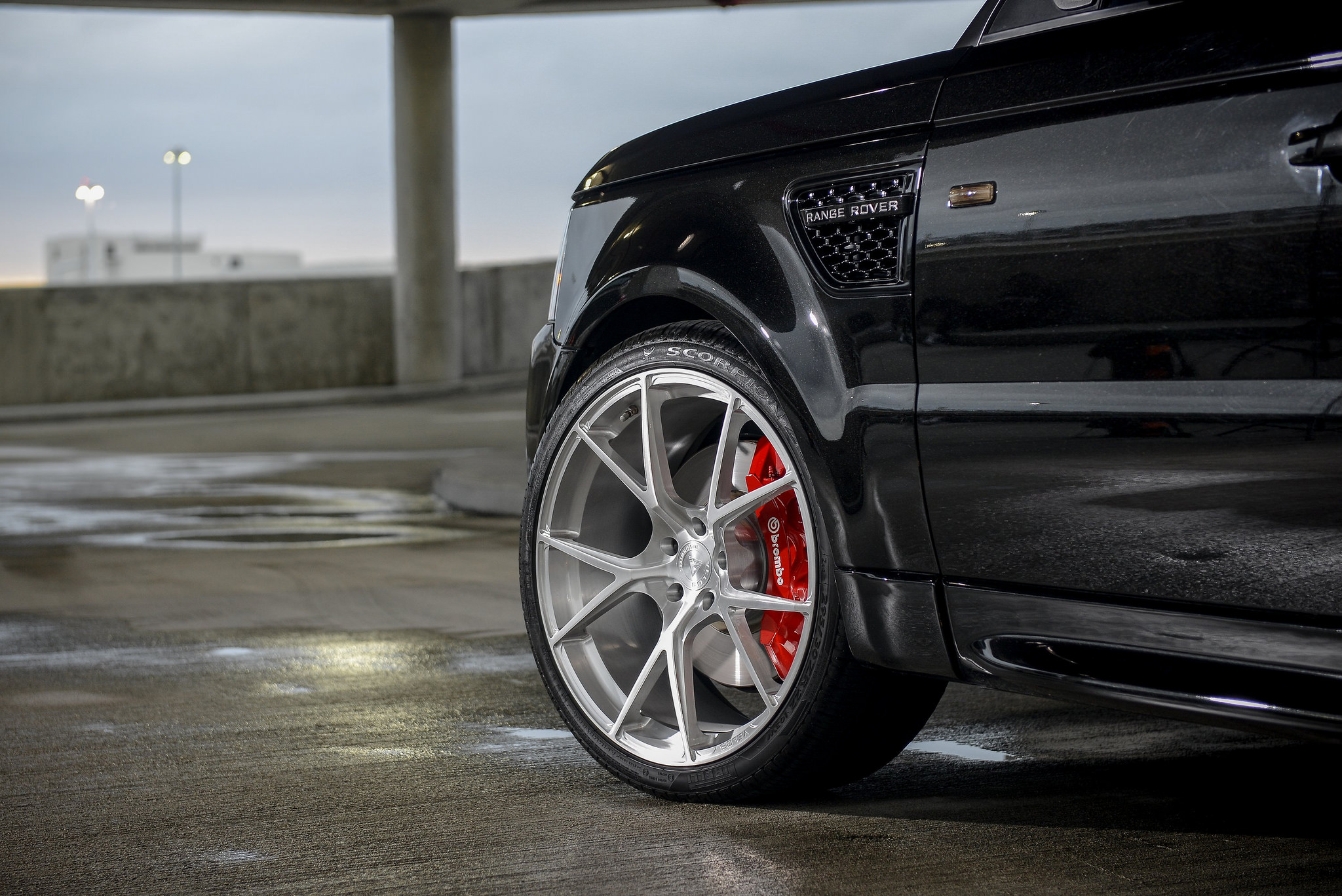 2011 Range Rover Sport Supercharged On 22 Quot Velos S3 Forged