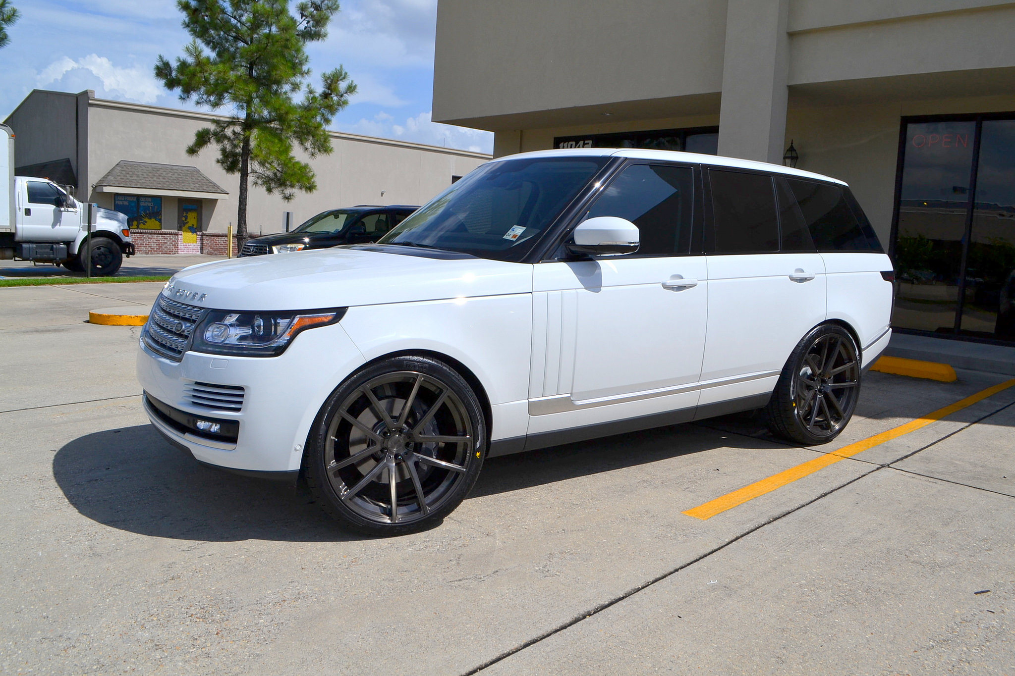 Land Rover Photo Gallery Velos Designwerks Performance