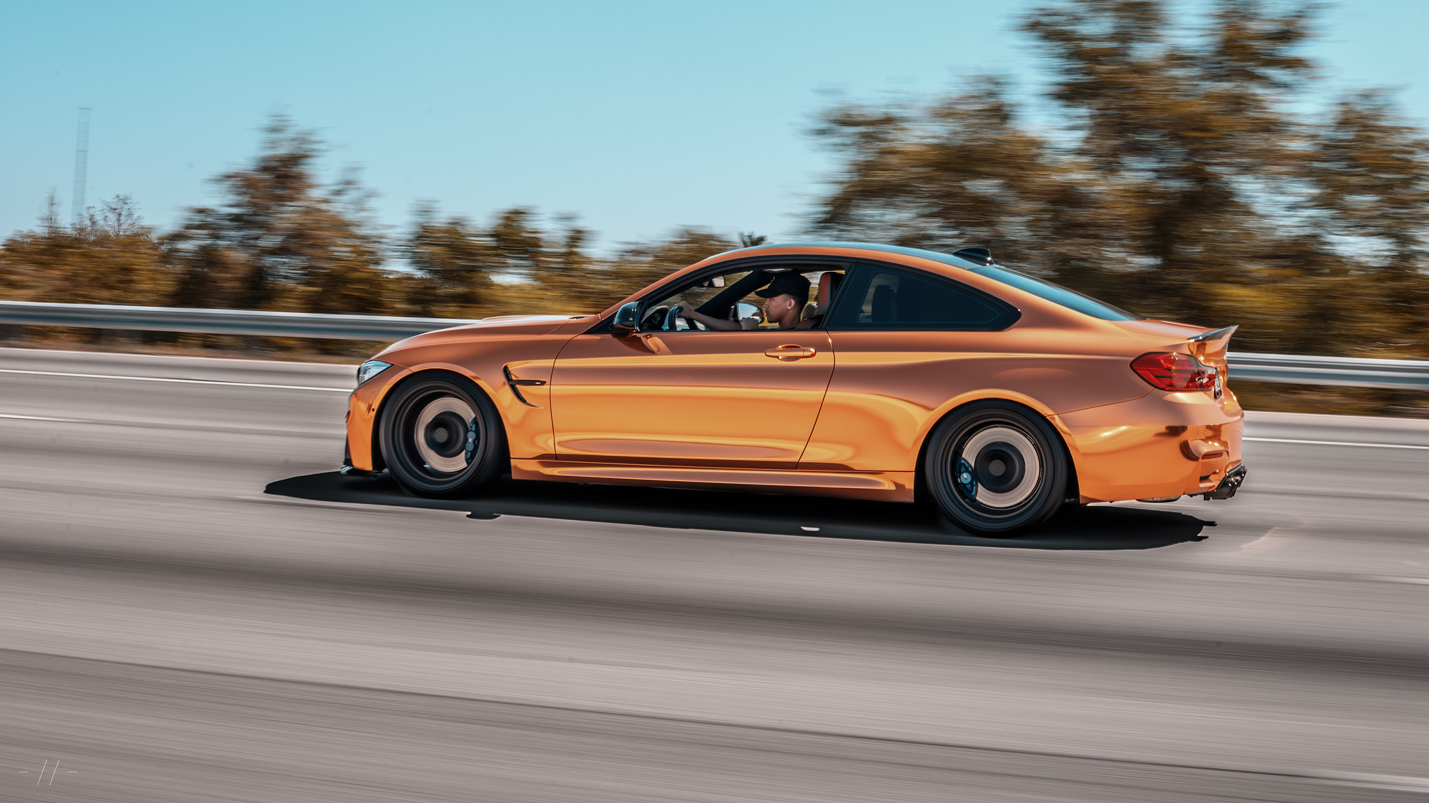 Rose Gold Bmw M4 On Velos S10 1 Pc Forged Wheels Velos Designwerks