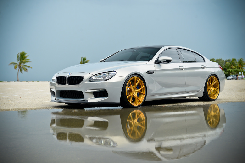 Bmw M6 Gran Coupe On Velos S3 Forged Wheels W Kw Suspension Velos Designwerks Forged Wheels Ecu Tuning